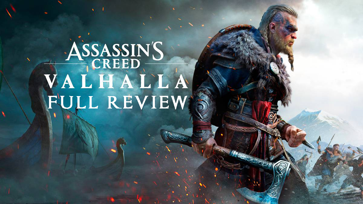 Assassin's Creed Valhalla full review