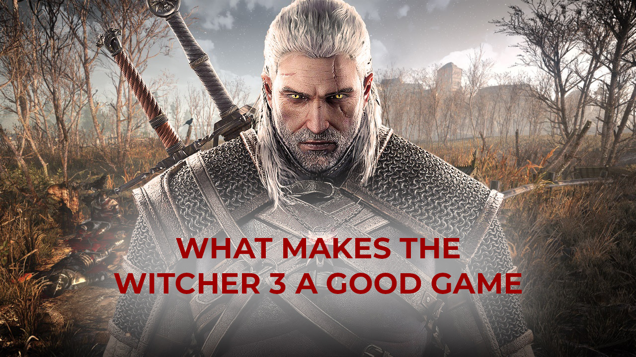 What Makes the Witcher 3 a Good Game