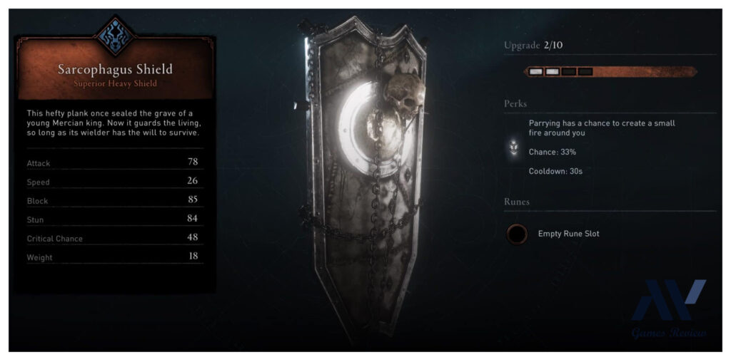 Weapons in Assassin's Creed Valhalla