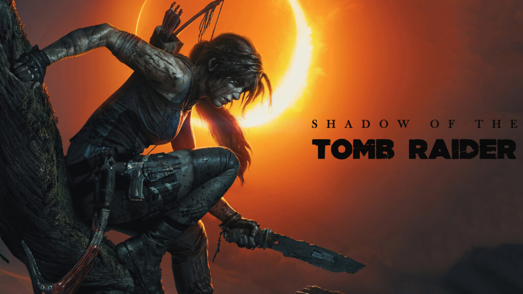 Shadow of the Tomb Raider PS4 (2018)