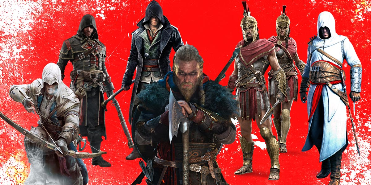 Assassin's creed games + assassin's creed game + AC games + best