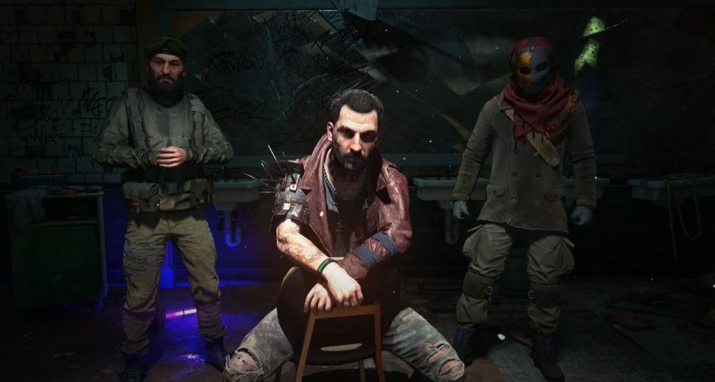 dying light 2 stay human Multiplayer game